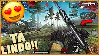 SAIIU! INCRÍVEL BATTLE ROYALE NO MC5 PARA ANDROID DOWNLOAD ▭▭▭▭▭▭▭▭...