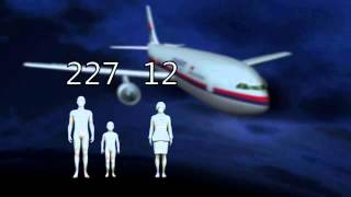 Malaysia Airlines plane missing, presumed crashed in South China Sea   Yahoo News mp4