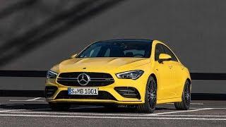 2020 Mercedes-AMG CLA 35 design footage
