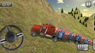 USA Truck Driving School Off-road Transport Games - Best Android GamePlay 2018 FHD