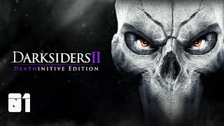 Darksiders II PS4 Deathinitive All Collectables 100% Walkthrough Part 1