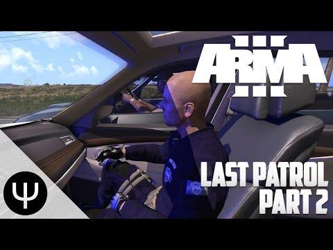 ARMA 3: Altis Life — Last Patrol — Part 2 — Hostile Takedown!