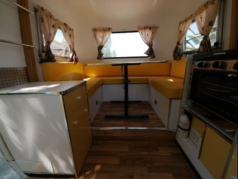 Boler Scamp Trailer Interior Design Amp Construction