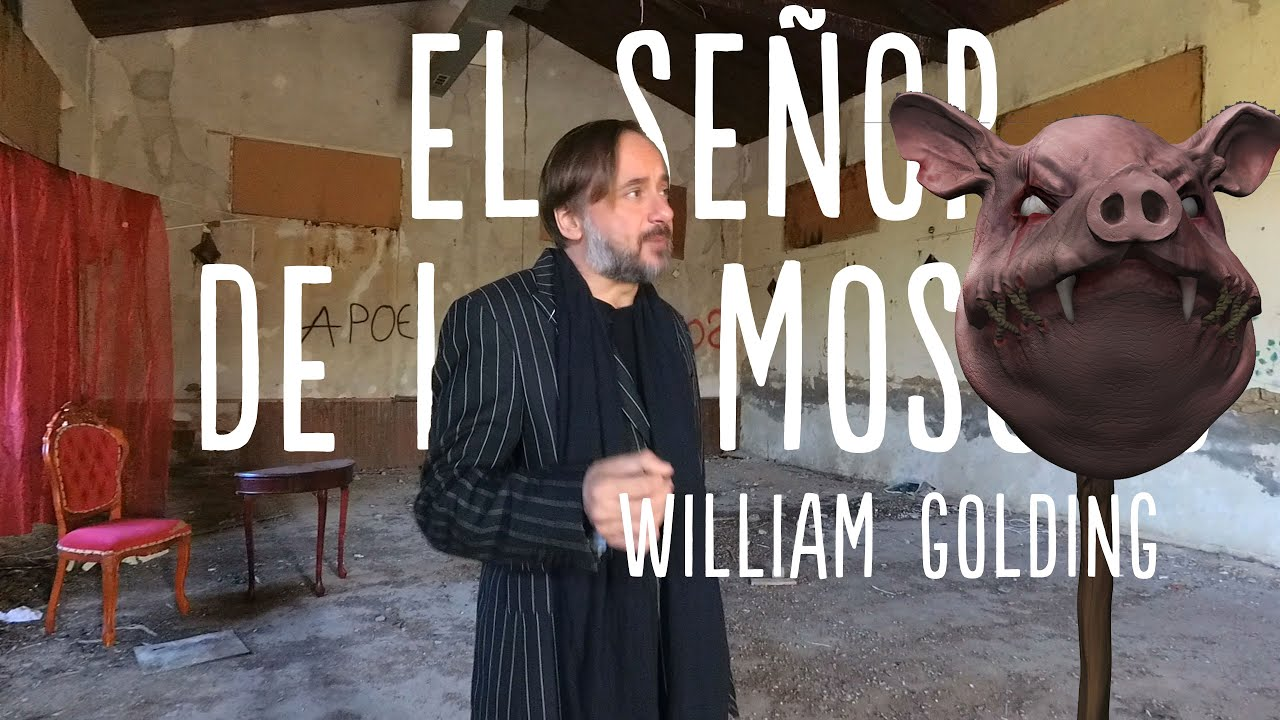 El señor de las moscas, de William Golding  - Análisis - Club de los lectores muermos