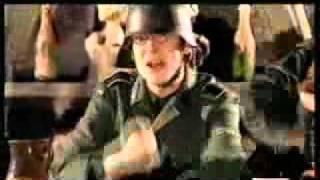 немцы отжигают - пародия на группу руки вверх