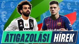 Juve: Mo Salah, mint Dybala-utód? Luka Jovic a Barcelonában? | Átigazolási körkép