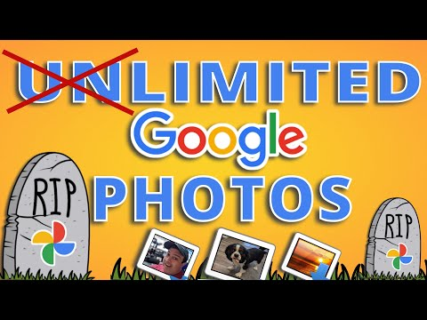 No More Free Google Photos - Download all your photos the easy way!