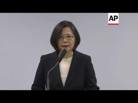 Taiwan announces new premier