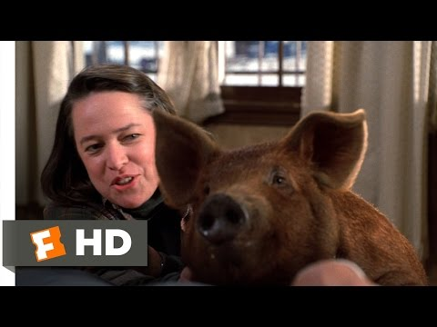 Misery (3/12) Movie CLIP - Misery the Pig (1990) HD