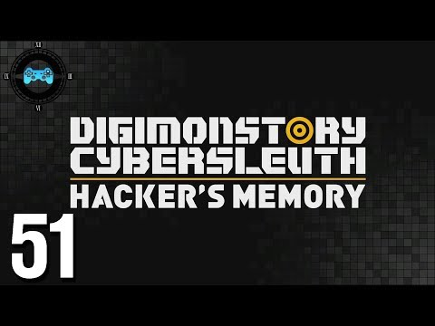 Panty Raid - Digimon Story Cyber Sleuth: Hackers Memory #51 [Blind Let's Play, Playthrough]