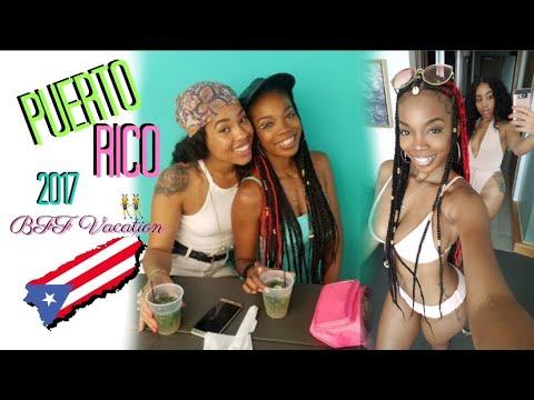 VLOG | BFF Puerto Rico Vacation: Trice's Travels