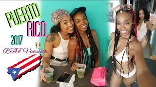 VLOG | BFF Puerto Rico Vacation: Trice