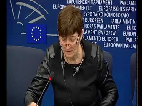 Press conference: Putting human rights at the heart of Europe again! EP 26/11/2014
