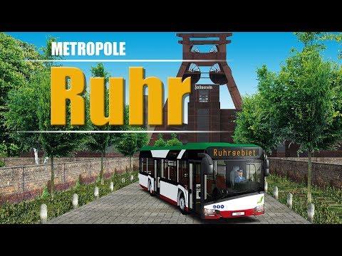 OMSI 2 – Metropole Ruhr – Trailer
