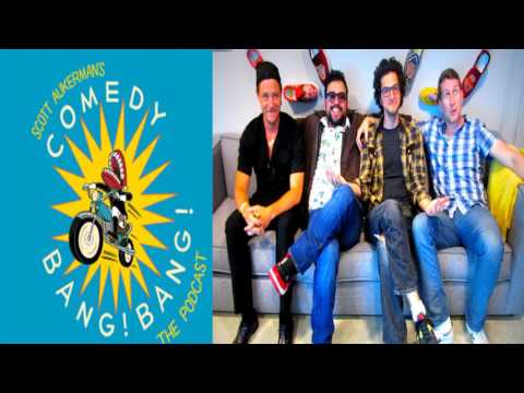 Comedy Bang Bang  EP.. 479 Gerry Duggan, Paul Brittain, Kirby HowellBaptiste