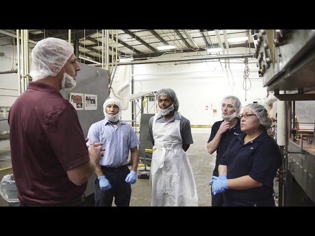 Roskam Baking Company - We Are Family – Justin – Leadership