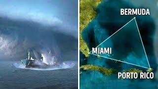 Il Mistero del Triangolo delle Bermuda è Stato Risolto