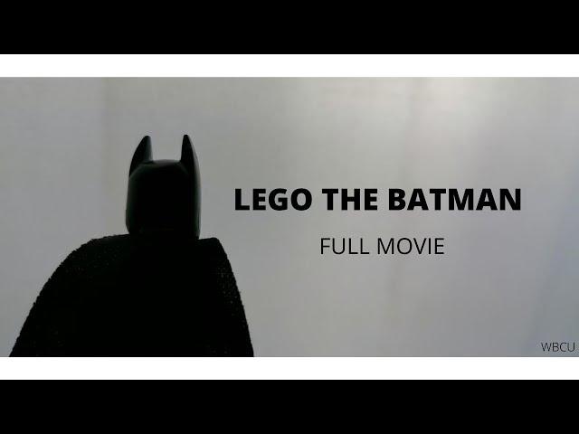 LEGO THE BATMAN I Stop Motion Movie (German)