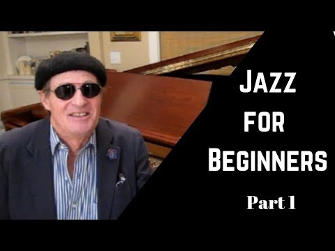 Jazz For Beginners,(Part 1) Theory and Block Chords Tutorial
