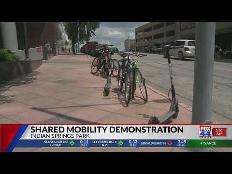 Bike company to host shared mobility demonstration for Waco community