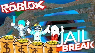 I GET TO $3,000,000 AND SECRET PLACE ? JAILBREAK ROBLOX