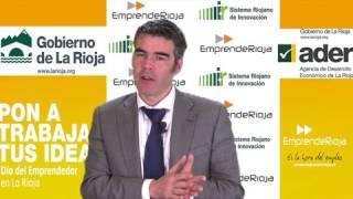 2016 11 17 Dia Emprendedor Entrevista Luis Ruano