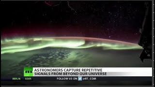 Weird radio bursts from deep space  (Full show)  Rick predicts Epsteins death