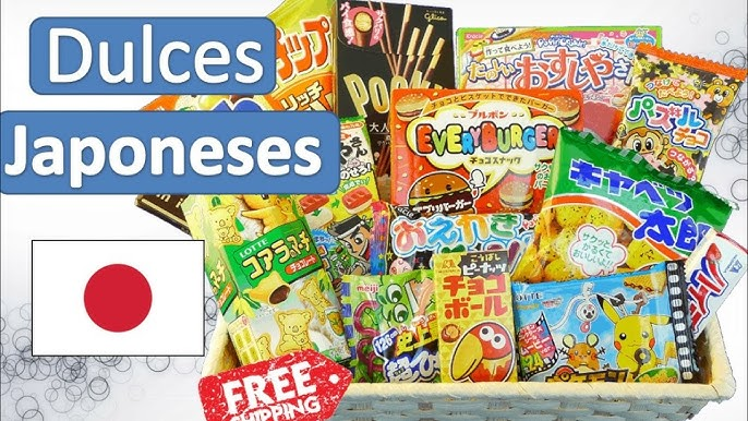 Dulces Japoneses Tokyotreat Unboxing Chuches De Japon Youtube