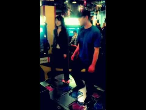 Patackie does DDR