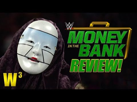 WWE Money In The Bank 2018   Wrestling With Wregret