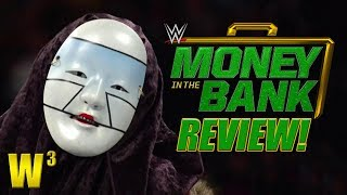 WWE Money In The Bank 2018 Review | Wrestling With Wregret