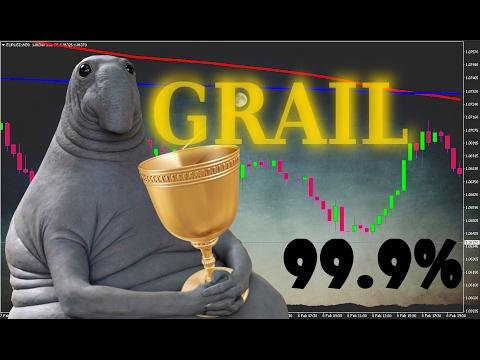 Грааль | 99.9% | Стратегия для Бинарных опционов :D