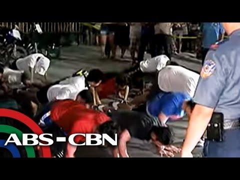 TV Patrol: Higit 100 nahuli sa isinagawang Oplan Rody sa Parañaque