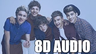 One Direction - Last First Kiss (8D Audio🎧)