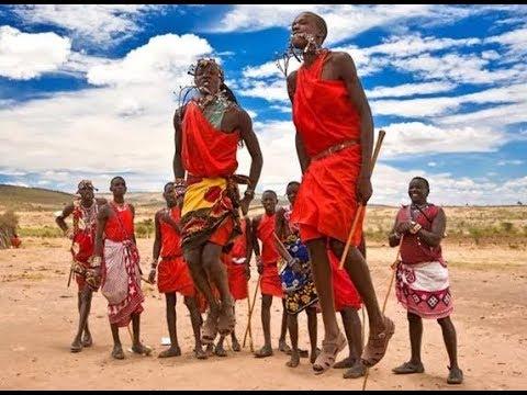 О Народе тутси: где живут самые высокие люди на Земле