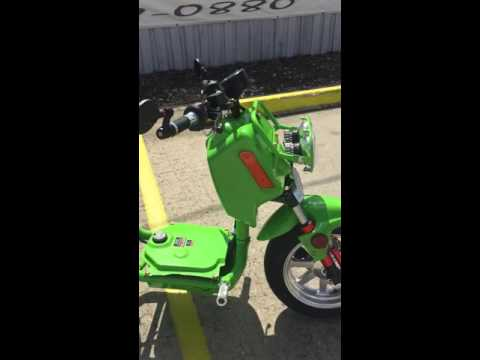 Extreme Motor Sales new Pitbull 50cc custom ruckus clone scooter