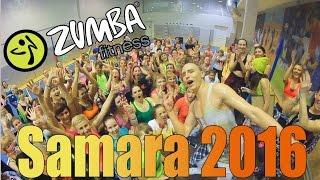 Master Class Zumba Fitness Samara 2016 [HD]