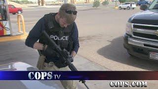 Home Invasion Accusation, Detective Dubois, COPS TV SHOW