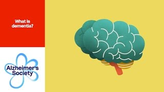 Dementia is the name for a group of symptoms that commonly include problems with memory, thinking, problem solving, language and perception. in person with...