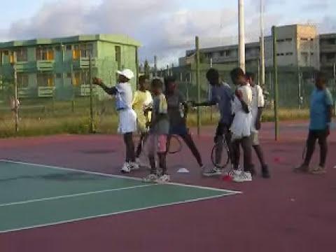 Africa Tennis Aid: Serious Tennis Skills