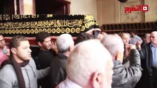 اتفرج | تشييع جثمان زبيدة ثروت من مسجد السيدة نفيسة