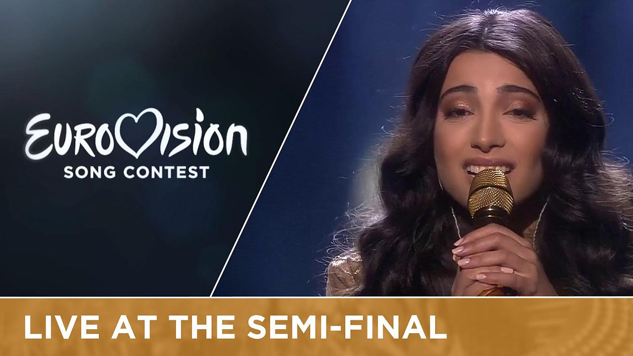 Interview-Semra (Azerbaijan Eurovision 2016)