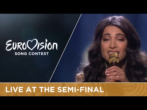 Samra - Miracle (Azerbaijan) Live at Semi - Final 1 of the 2016 Eurovision Song Contest