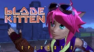 Blade Kitten: Episode 2 Intro