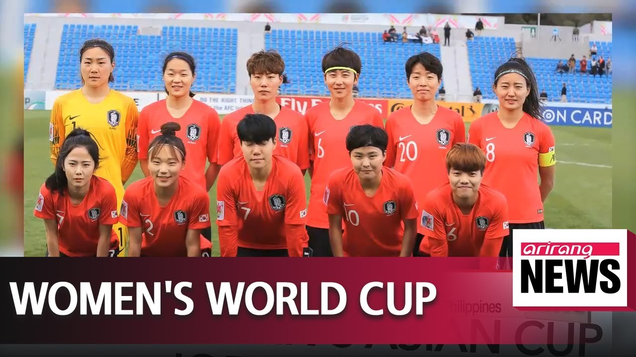 South Korea qualifies for 2019 FIFA Women s World Cup in France ... 50383a609cfd9
