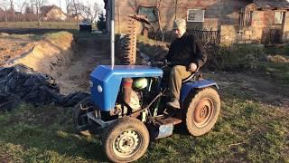Traktorek SAM Budowa Cena