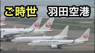 ご時世の羽田空港の様子34