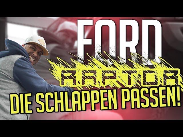 JP Performance - Die Schlappen passen!   Ford Raptor F-150