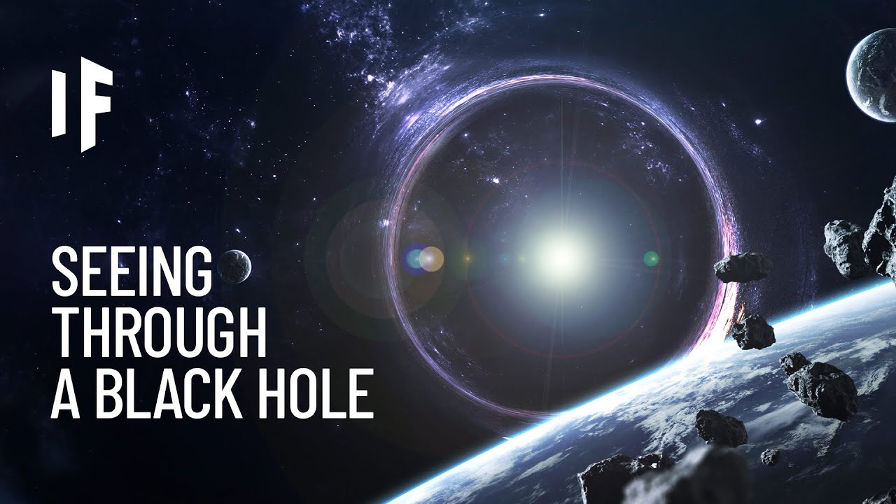 What If We Could See Through a Black Hole?