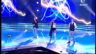 "November feat. Dragoş Udilă - Blu Cantrell & Sean Paul - ""Breathe"" - X Factor Romania, sezonul trei"